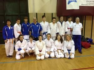 Squadra cadetti 2014