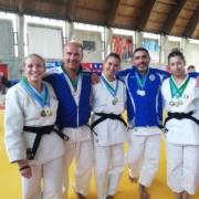 5 medaglie kata varese 2019